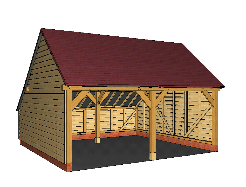 Click here to open our garage builder
