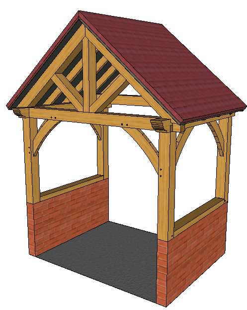 Click here to open our porch builder